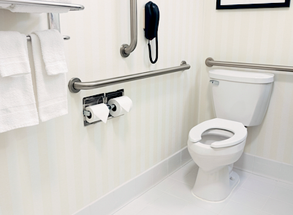ADA Bathroom Requirements For  Business AND Residential Property Owners