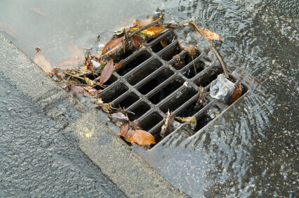 Storm Drain Cleaning - Basement Waterproofing Cleveland Ohio