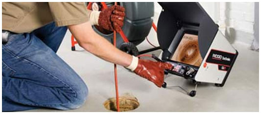 Image result for video pipe inspection