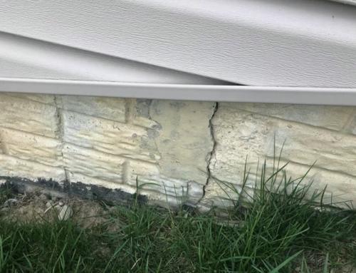 Basement Wall Repairs in Northeast Ohio